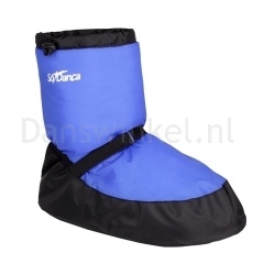 SoDanca Warm-up Boot AC13 Blauw