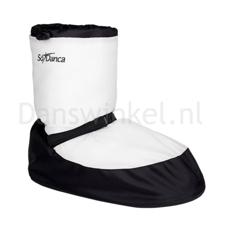 SoDanca Warm-up Boot AC13 Wit