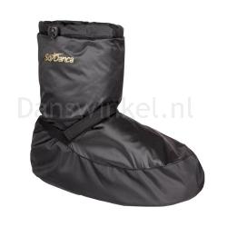 So Danca Warm-up Boot AC13 Zwart