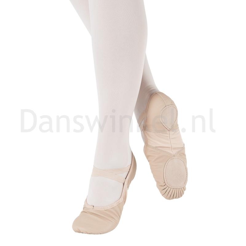 So Danca Balletschoenen BAE11 roze met splitzool