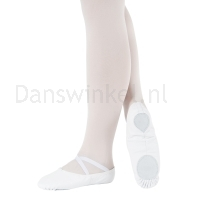 So Danca Balletschoenen BAE17 White