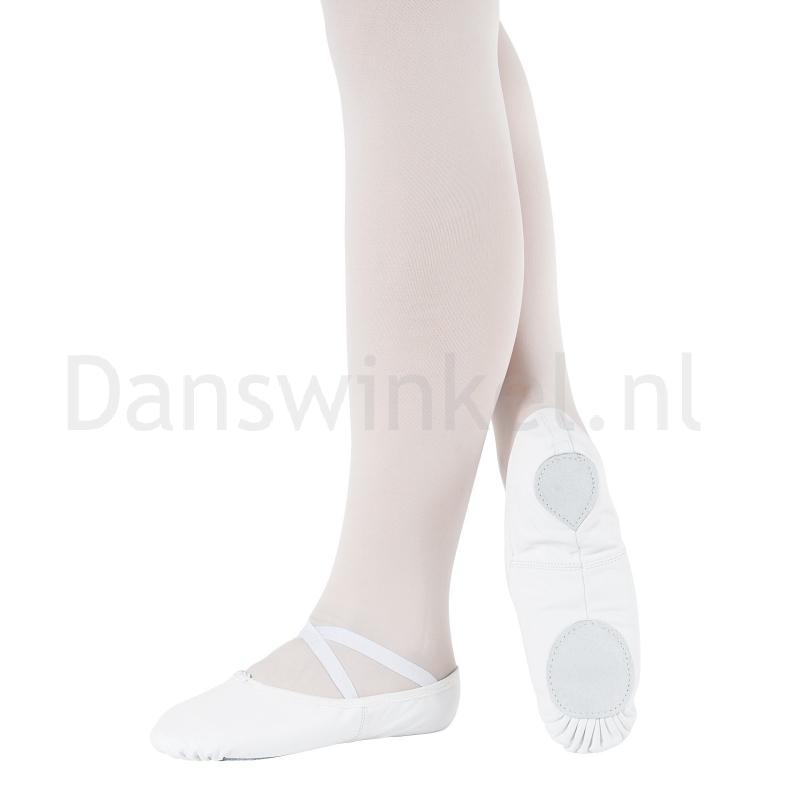 So Danca Balletschoenen BAE17 White