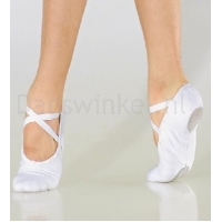 So Danca Balletschoenen BAE26 heren White