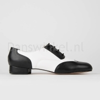 So Danca Dansschoenen CH95 Black-White