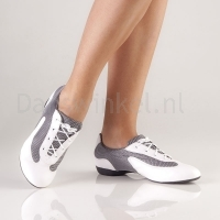 So Danca Sneaker DK30 White-Silver