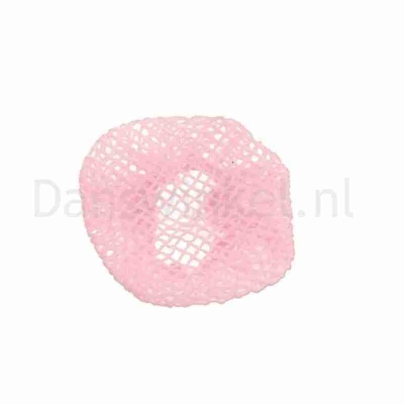 SoDanca E8119 roze haarnet voor ballerina