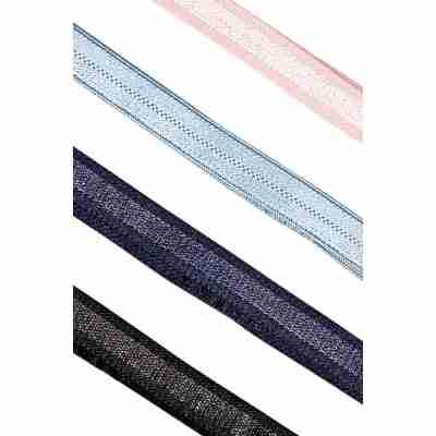 Sodanca D2569 elastisch taillebandje met glans
