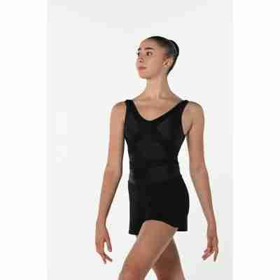 Artiligne Elba DansShort zwart wijd model