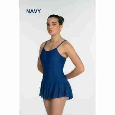 Artiligne Dames balletpak met rokje Julia navy