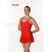Artiligne Dames balletpak Julia rood