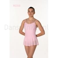 Artiligne Dames balletpak met rokje Julia roze