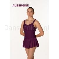 Artiligne Dames balletpak Justine aubergine