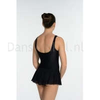 Artiligne Dames balletpak Justine black back