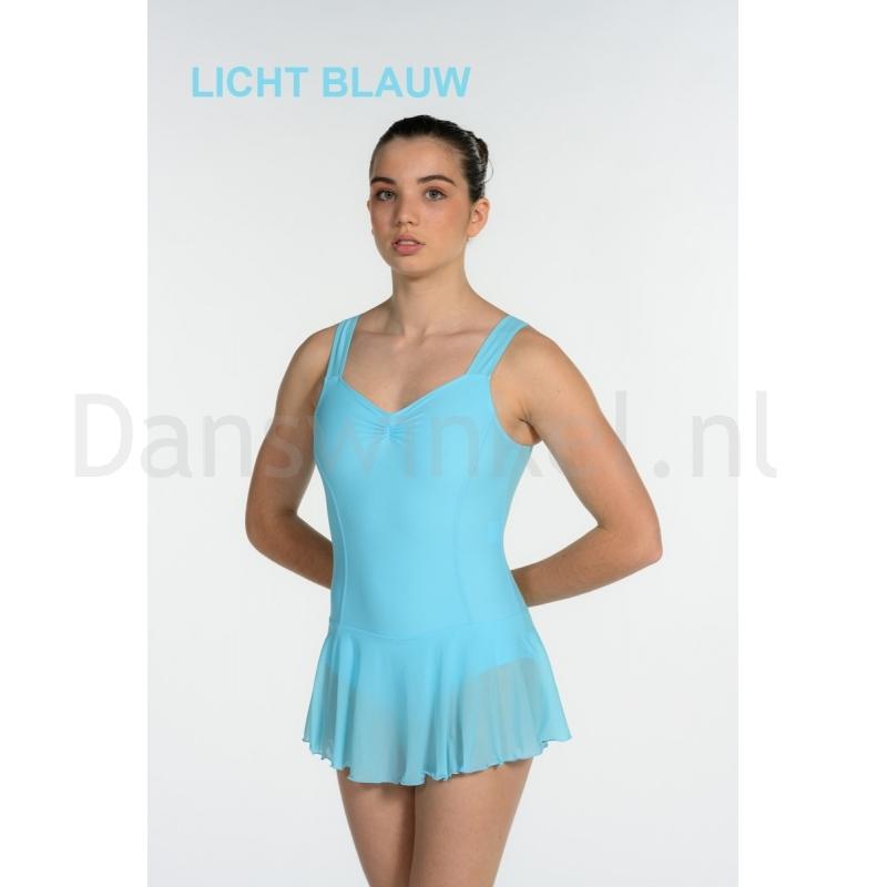 Artiligne Dames balletpak Justine lichtblauw
