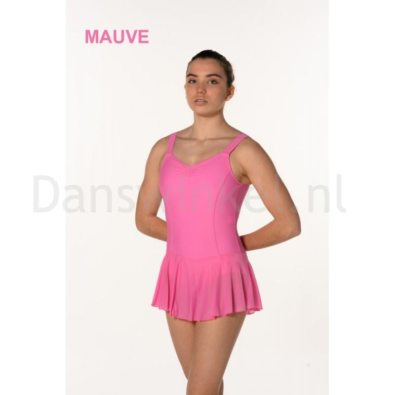 Artiligne Dames balletpak Justine mauve