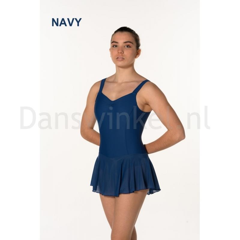 Artiligne Dames balletpak Justine navy