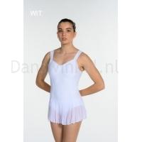 Artiligne Dames balletpak Justine wit