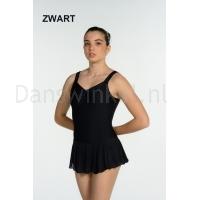 Artiligne Dames balletpak Justine zwart