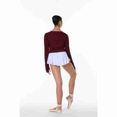 Artiligne Pulma ballet warm-up top met lange mouwen