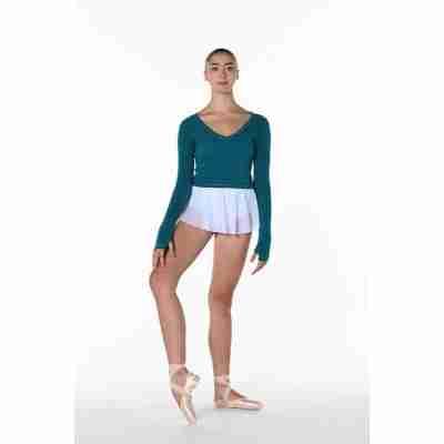 Artiligne Pulma Short V-neck pull-over voor Meisjes