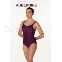 Artiligne Dames balletpak Soline Aubergine