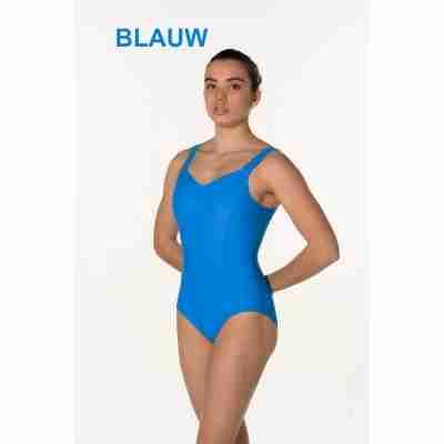 Artiligne Dames balletpak Soline Blauw