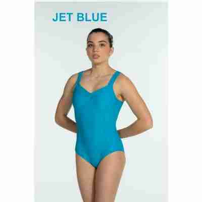 Artiligne Dames balletpak Soline JetBlauw
