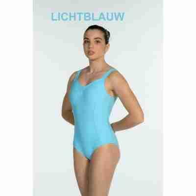 Artiligne Dames balletpak Soline Lichtblauw