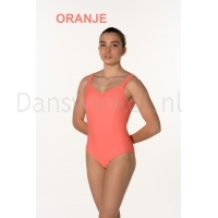 Artiligne Dames balletpak Soline Oranje
