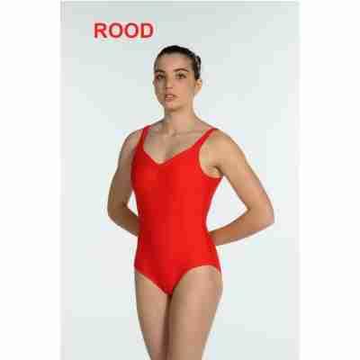 Artiligne Dames balletpak Soline Rood