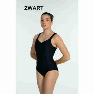 Artiligne Dames balletpak Soline Zwart