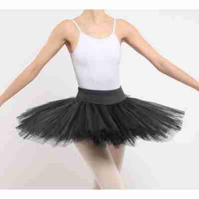 Dansez-Vous Ballet Tutu Vae voor dames zwart