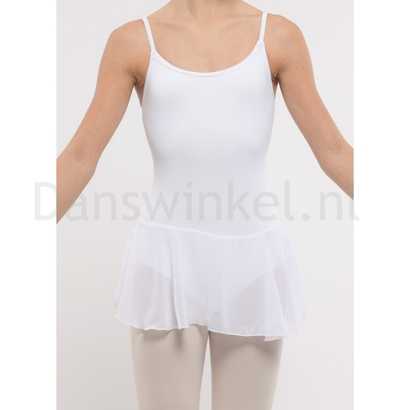 Dansez-Vous dames balletpakje Luna wit
