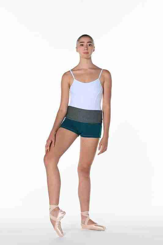Dansez-Vous Softa Warm-Ups Korte Broek voor volwassenen