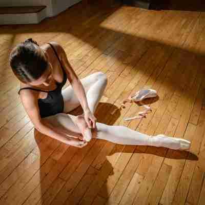 Dansez-Vous EM01 Siliconen Teenbeschermers voor Spitzen