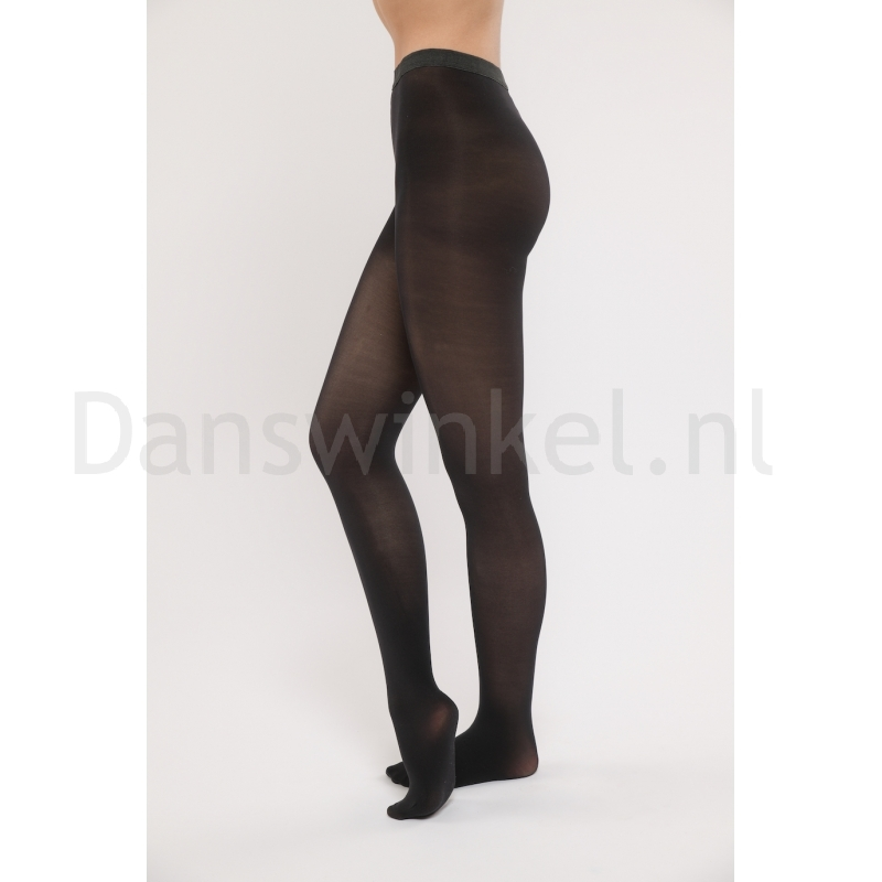 Dansez-Vous E100 footed balletpanty elastische taille kinderen
