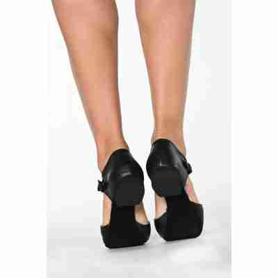 Dansez-Vous Aura Professor shoes JazzSchoenen zwart