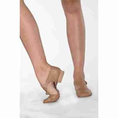Dansez-Vous Aura Professor shoes JazzSchoenen nude