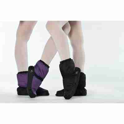 Dansez-Vous ballet warm-up booties voor dansles