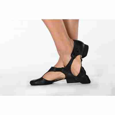 Dansez-Vous Eva Professor shoes JazzSchoenen zwart
