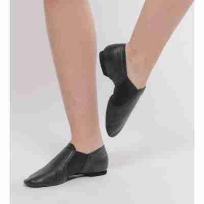 Dansez-Vous Jazz schoenen met Neopreen Inzetstuk Lea