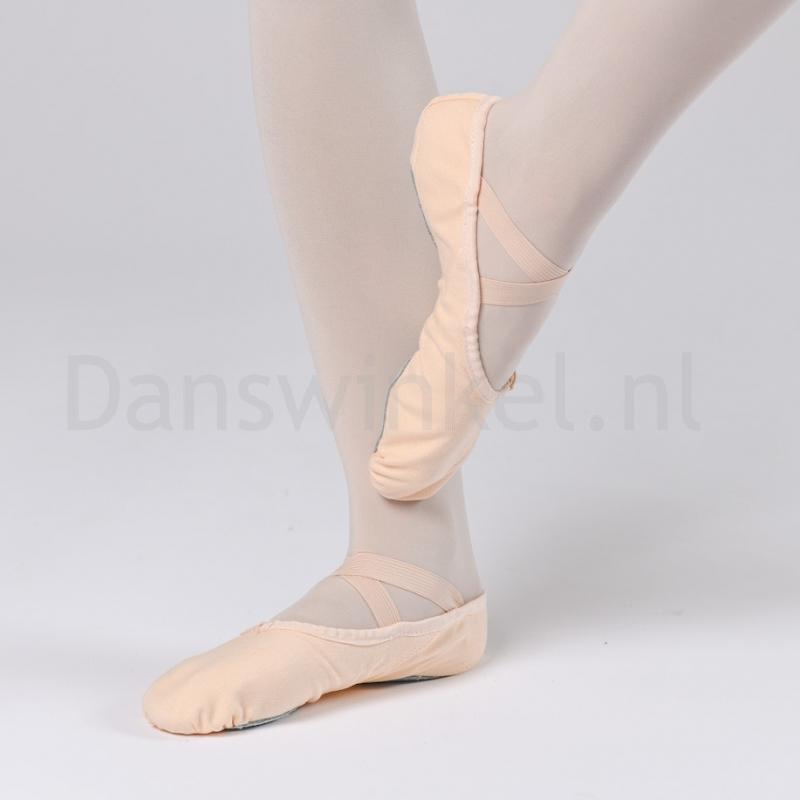Dansez-Vous balletschoenen Nina voor volwassenen
