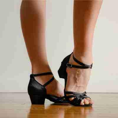 Dansez-Vous Alba dansschoen voor latin salsa en ballroom