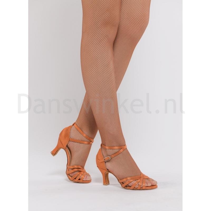 Dansez-Vous ballroom schoenen Luccia huidskleur