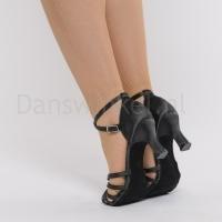 Dansez-Vous ballroom schoenen Luccia zwart