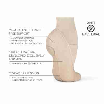 MDM Intrinsic Profile 2.0 balletschoenen voor dames