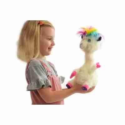 Gear2Play TR0097 ali alpaca knuffel lama speelgoed