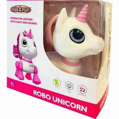 gear2play TR41542 eenhoorn mini robot voor kinderen