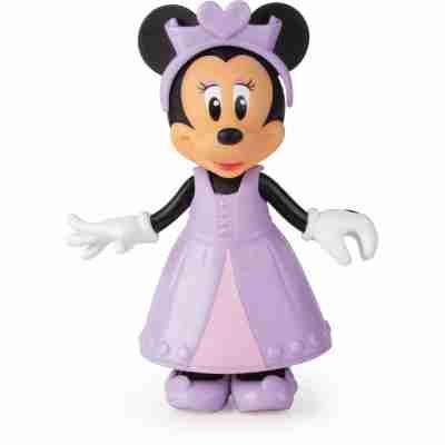 IM182172 imc minnie mouse prinsessen jurk paars