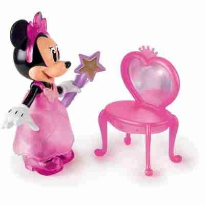IM182172 imc minnie mouse prinsessen speelset aankleedpop